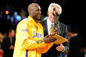 """Lamar Odom Says Trade From Lakers """"Basically Ended My Career"""""""