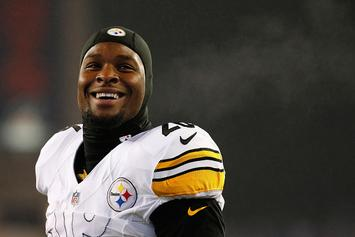 Le'Veon Bell Responds To Antonio Brown With Rap Freestyle