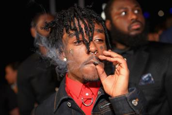 "Lil Uzi Vert's ""LUV Is Rage 2"" Debuts At No. 1 On The Billboard 200"