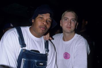 Eminem & Dr. Dre: A Complete History And Discography