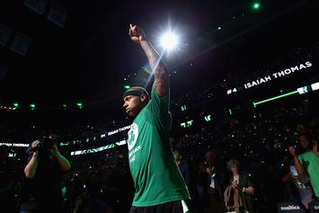 Isaiah Thomas Opens Up About Trade In Goodbye Letter To Boston