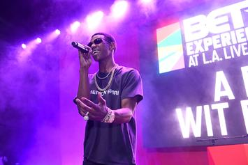 "A Boogie Wit Da Hoodie Announces ""The Bigger Artist"" Tour"