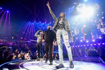 DJ Khaled Recruits Chance The Rapper, Travis Scott, and More at iHeartRadio Music Fest