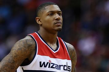 Bradley Beal Calls Donald Trump A Clown At Wizards Media Day
