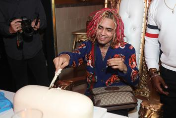 "Lil Pump Unveils Album Art, Release Date For Debut Project ""Lil Pump Tape"""