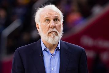 """Spurs' Gregg Popovich: """"Our Country Is An Embarrassment To The World"""""""