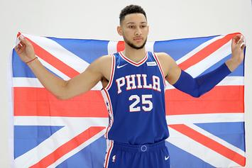 "Sixers' Ben Simmons: Donald Trump Is ""An Idiot"" And A ""Dickhead"""