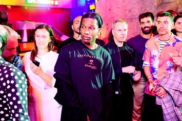 "A$AP Rocky's New Album ""Sounds Futuristic,"" Promises ""New Waves, New Swag"""