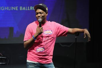 "Michael Che Calls Donald Trump A ""Cheap Cracker"" & A ""B*tch"" On SNL"
