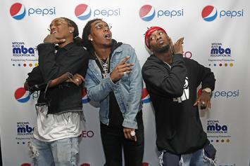 Migos Tease New Music With Drake, Ty Dolla $ign, & Big Sean