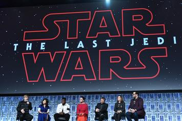 """Watch The New Trailer For """"Star Wars: The Last Jedi"""""""