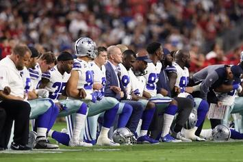 NFL Owners To Consider Rule Forcing Players To Stand For Anthem