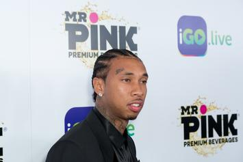 Tyga's Allegedly Hiding Over $2 Million He Owes His Ex-Business Partner