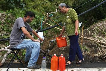 Puerto Ricans Drinking Water From A Hazardous Waste Site