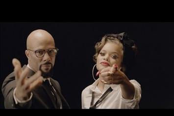 """Common and Andra Day """"Stand Up For Something"""" In New Video"""