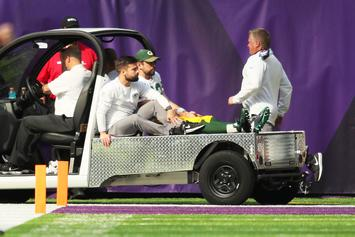 Aaron Rodgers Injury Prompts Colin Kaepernick, Tony Romo Rumors