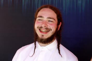 """Post Malone Disagrees With The """"Rockstar"""" Youtube Controversy"""