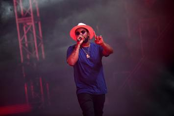 Schoolboy Q Fan Dragged Off Stage During His Rolling Loud Performance