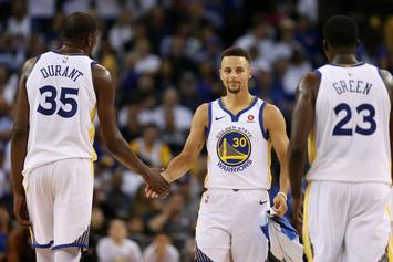 Steph Curry Fined, Not Suspended, For Throwing His Mouthpiece