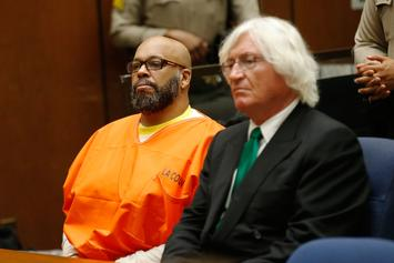 Suge Knight Reportedly Drops Lawsuit Against Chris Brown