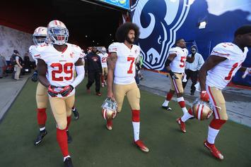Colin Kaepernick Reportedly Not Invited To Meeting Between Players & Owners