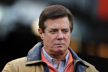 Paul Manafort Former Donald Trump Campaign Manager Indicted, Surrenders To FBI
