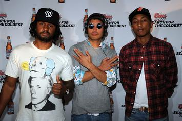 Are N.E.R.D. About To Return To The Game?