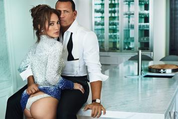 Jennifer Lopez, Alex Rodriguez Grace Cover Of Vanity Fair's December Issue