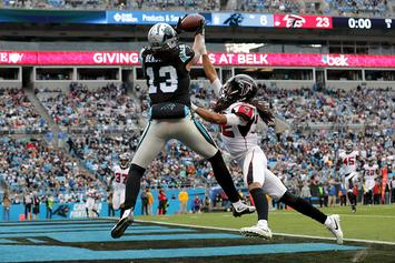 Carolina Panthers Trade WR Kelvin Benjamin