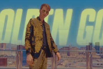 "Machine Gun Kelly Delivers ""Golden God"" Visuals"
