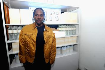 "Pusha T Gives Update On ""King Push's"" Album Release"