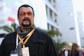 Steven Seagal Accused Of Sexual Harassment By Portia De Rossi