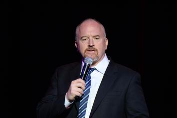 "Louis C.K. Dropped From HBO & ""I Love You Daddy"" Film Premiere"