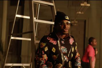 """Cam'Ron Drops New Video For """"Lean"""""""