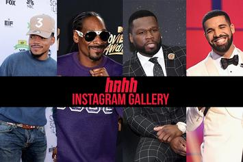 Instagram Gallery: Iconic Rapper TBTs