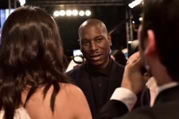 Tyrese Blames Psych Meds For His Public Meltdown