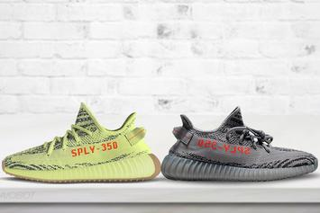 """Vote: Which Upcoming Yeezy Is Better, """"Beluga 2.0"""" Or """"Semi-Frozen Yellow"""""""