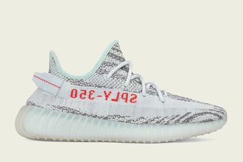 "Adidas Unveils 3 Upcoming Yeezy Boosts Including ""Blue Tint"" Colorway"