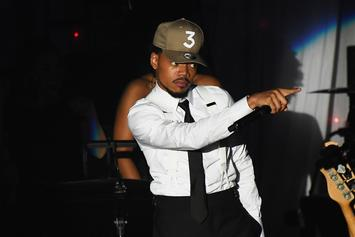 """Chance The Rapper Thinks Drake Is Constantly Having A """"Good Time"""""""