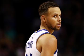 "Steph Curry: It's ""Very, Very Likely"" Celtics Will Face Warriors In NBA Finals"