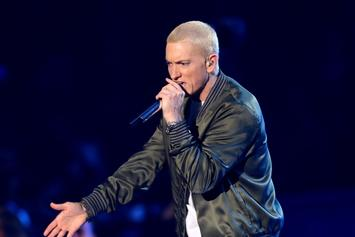 """Eminem Calls Fan After She Decodes An Early """"Revival"""" Ad"""