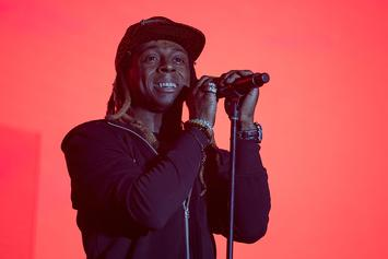 """Lil Wayne Thanks Fans For Standing By Him Amid Label Fight; """"Dedication 6"""" Update"""