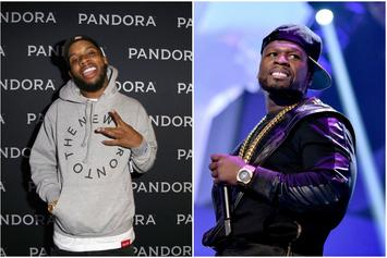 "Tory Lanez and 50 Cent Are ""Working On Something"""