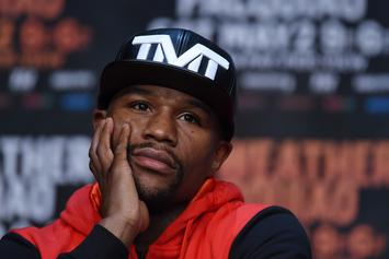 Floyd Mayweather Says He Got Paid $3M To Travel To China