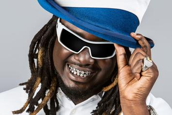 "T-Pain Talks Going Broke: ""I Had To Borrow Money To Get Burger King"""