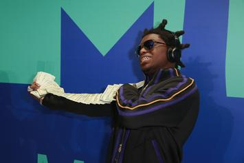 Kodak Black Must Pay Baby Mama $4,200 Per Month In Child Support