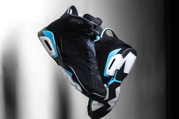 """UNC"" Air Jordan 6 Makes Its Debut This Weekend"