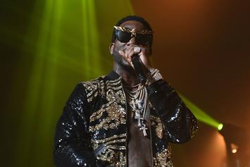 "Gucci Mane Previews First Single Off ""El Gato The Human Glacier"""