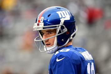 Eli Manning Plans On Returning For 15th NFL Season