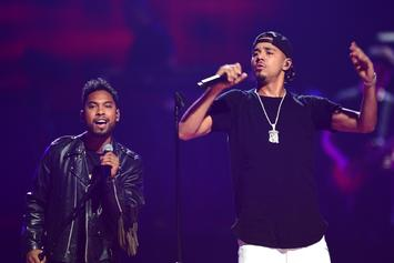 "Top Tracks: Miguel & J. Cole ""Come Through And Chill"" At #1"